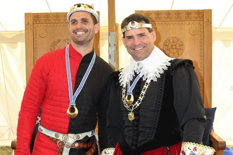 Congratulation to Their Royal Highnesses Agrippa and Dawid