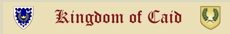 The Kingdom of Caid